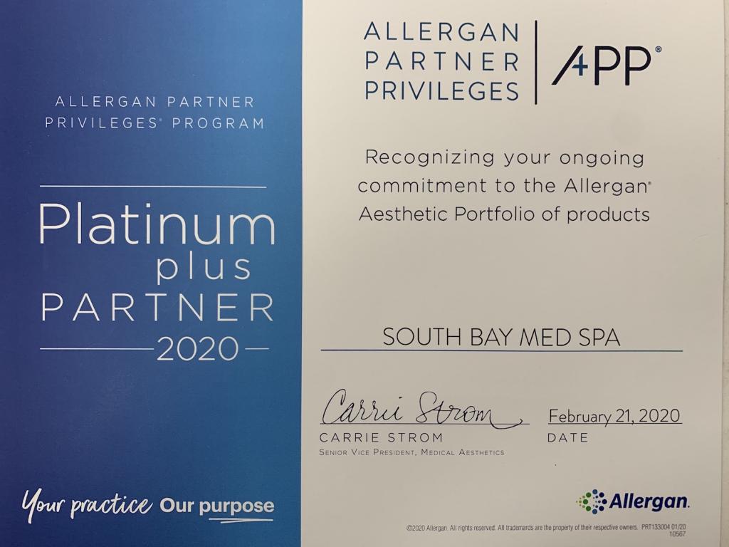 allergan-platinum-plus-south-bay-med-spa