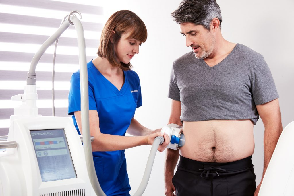 coolsculpting mens before after whittier medical spa best coolsculpting