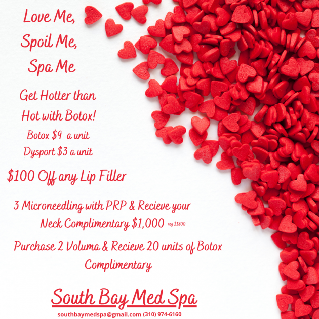 med-spa-deals-valentines-promo-botox-prp-juvederm-injections-skin-tighteningTORRANCE