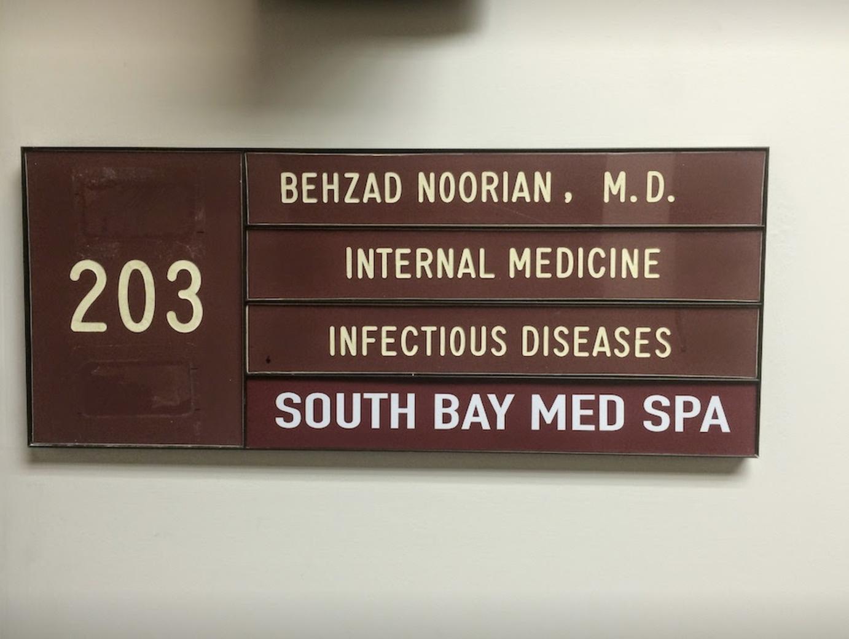 Med Spa Medical Director South Bay Med Spa