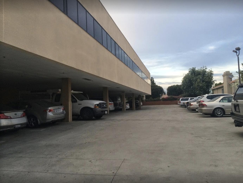 south bay med spa parking lot